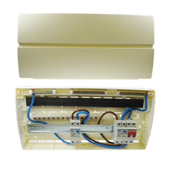 Wiring Consumer Unit To 17th Edition