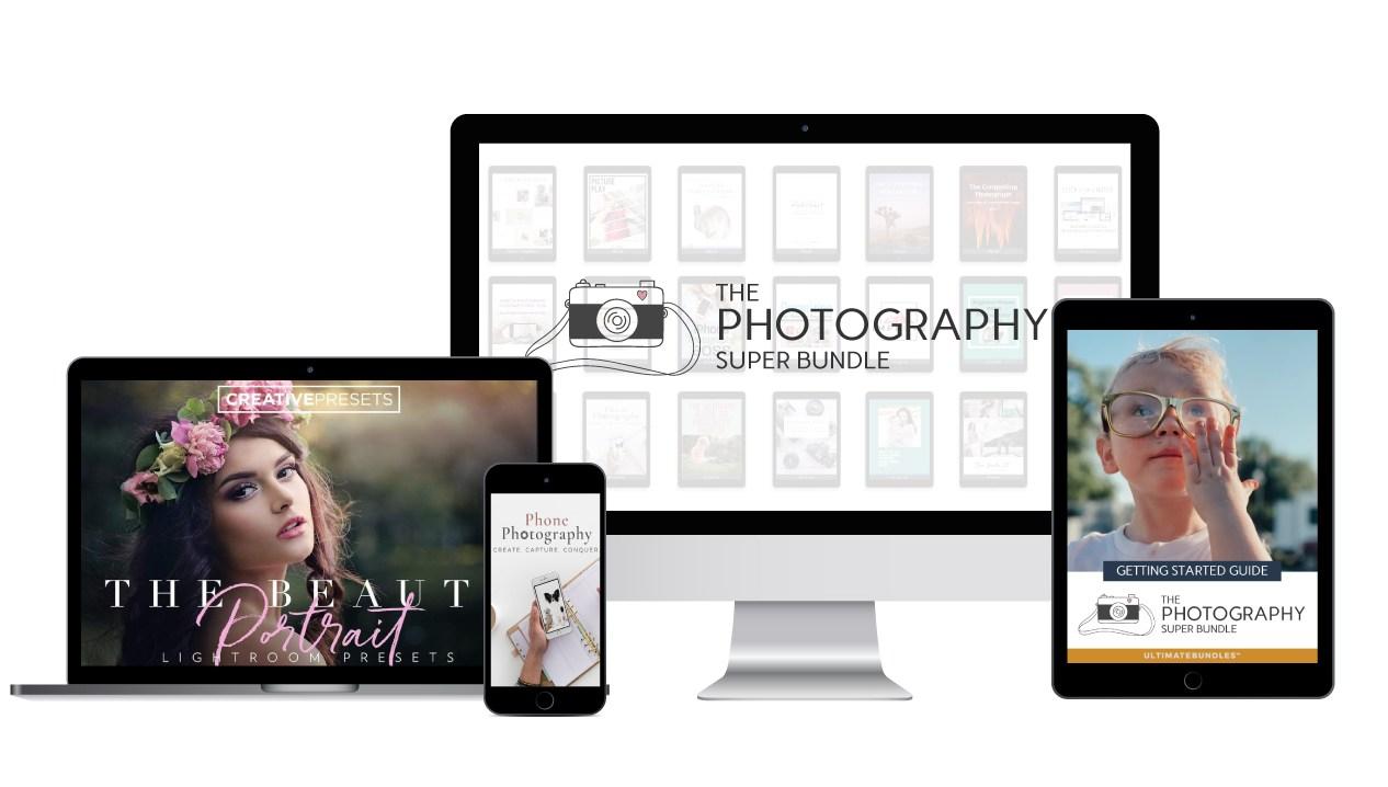Photography Super Bundle 2019