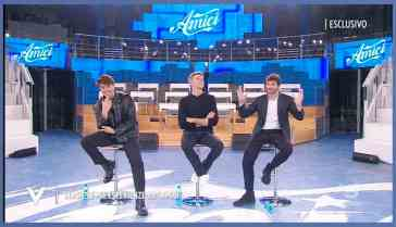 Stefano De Martino, Emanuele Filiberto e Stash: a Verissimo ci sono i tre giudici amici