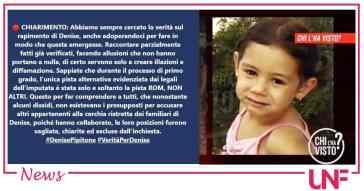 Caso Denise Pipitone, Piera Maggio torna a parlare sui social e chiarisce la sua posizione