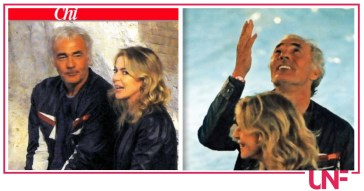 Massimo Giletti e Claudia Gerini beccati insieme: amicizia o amore?