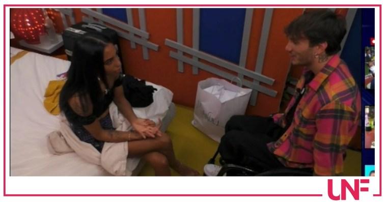 Lulù chiede a Manuel di potersi riavvicinare partendo dagli abbracci: la risposta di Bortuzzo