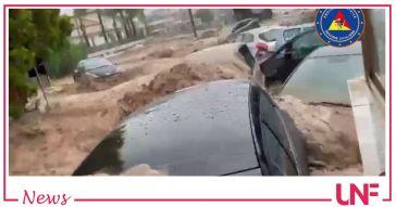 Maltempo in Sicilia, si cercano due dispersi a Scordia: le ultime notizie