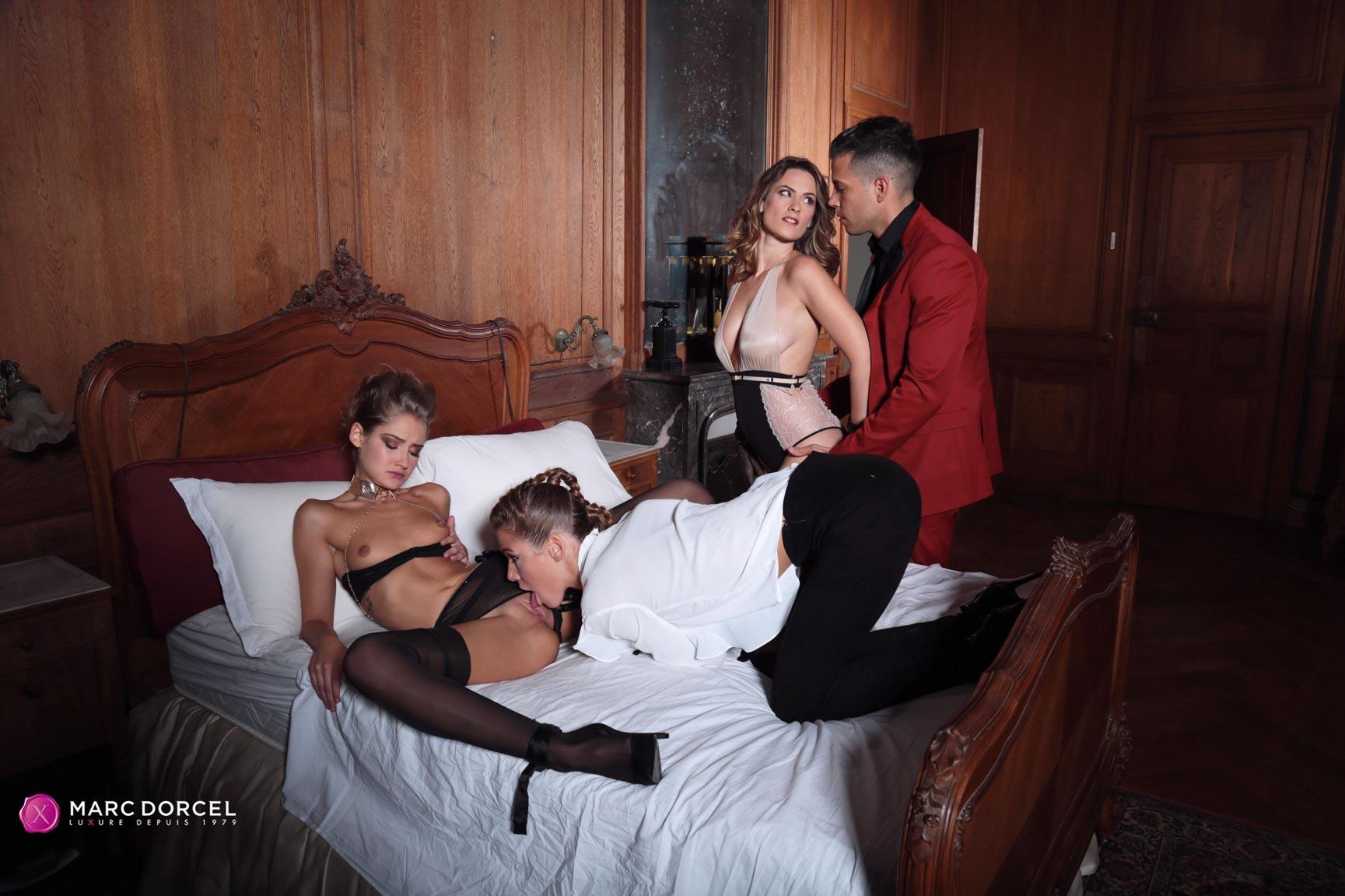 Tiffany Tatum Royal Threesome