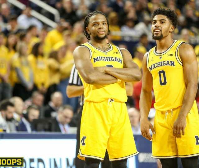 Michigan Wolverines Basketball Schedule