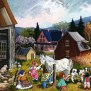 At The Farm Jigsaw Puzzle Puzzlewarehouse