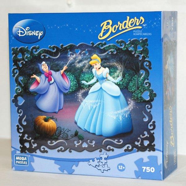 Disney Borders - Cinderella Jigsaw Puzzle