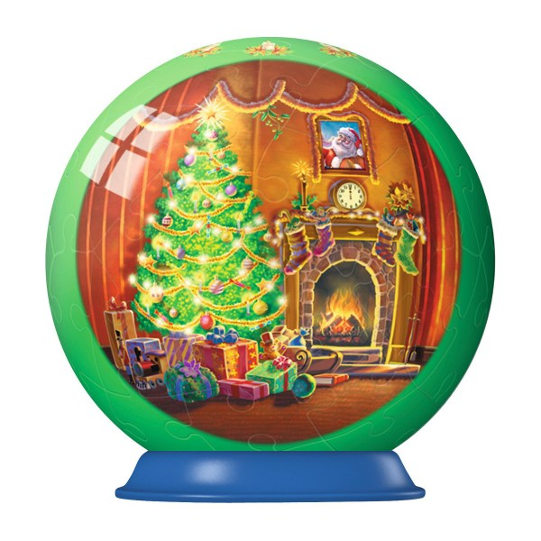 Christmas Tree Ornament Jigsaw Puzzle