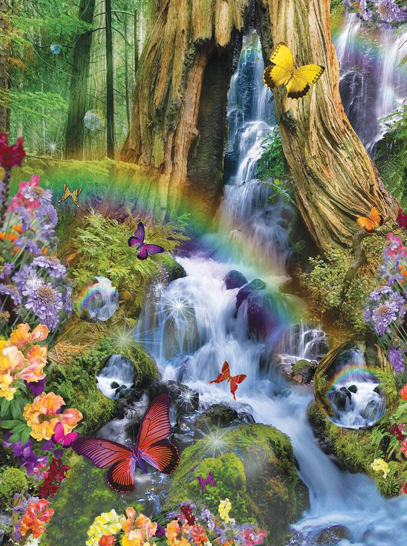 Woodland Butterflies Jigsaw Puzzle  PuzzleWarehousecom