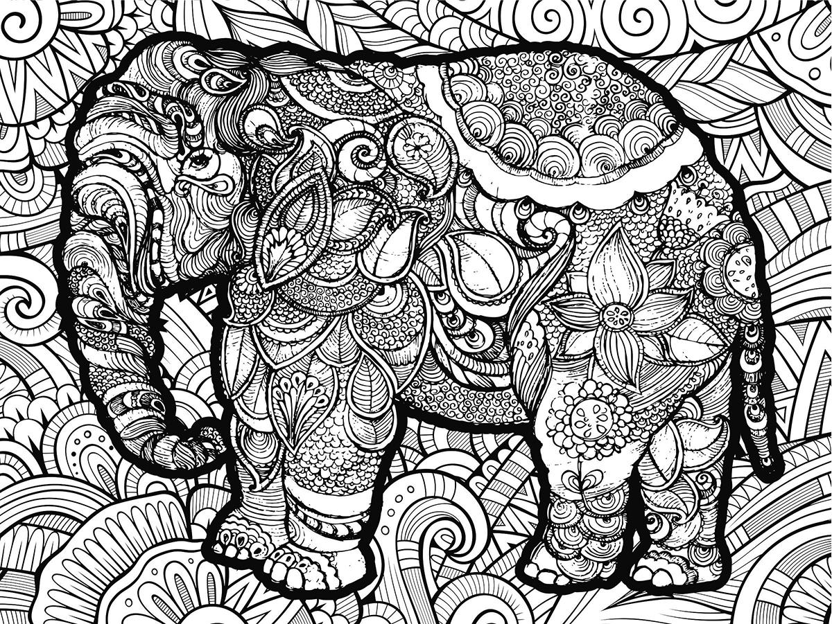 Elephant Jigsaw Puzzle