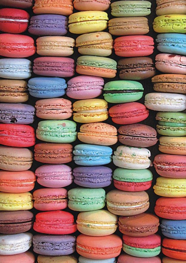 Macaroons Food and Drink Jigsaw Puzzle