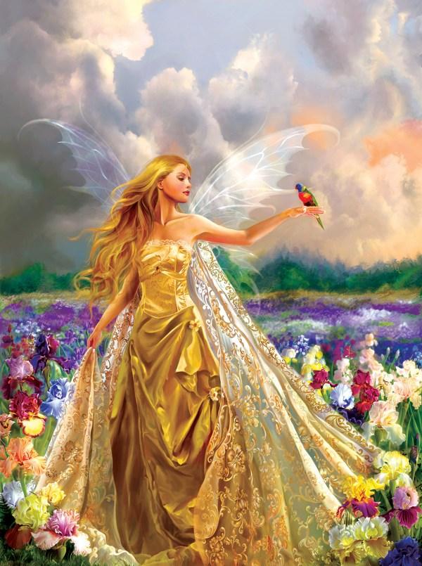 Golden Fairy Queen