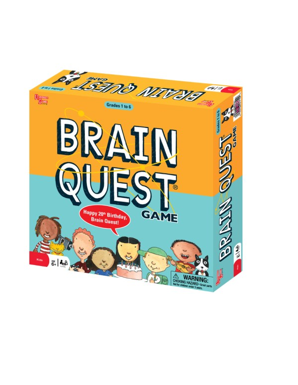 Brain Quest Games for Kids