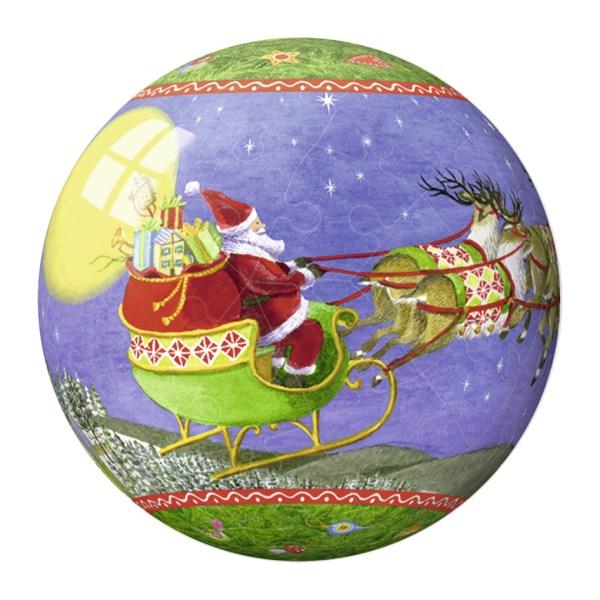 3D Puzzle Christmas Ornament