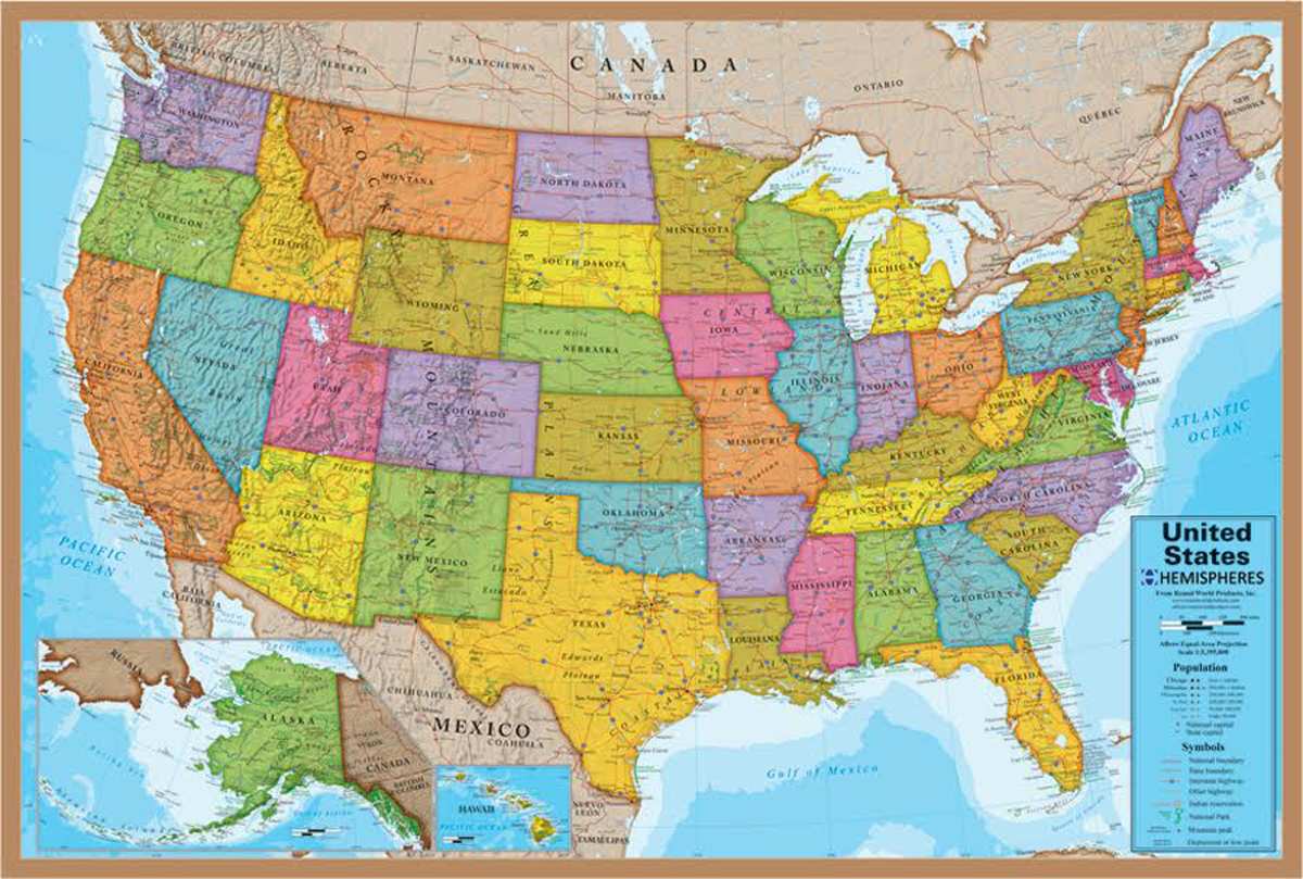 Enjoy the best free online jigsaw, with a new puzzle every day. Usa Map