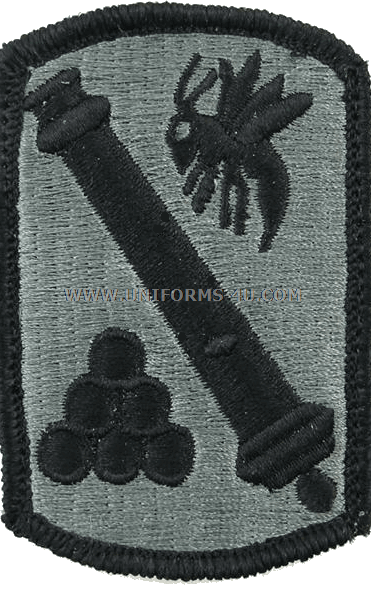 Artillery Symbol Field Brigade