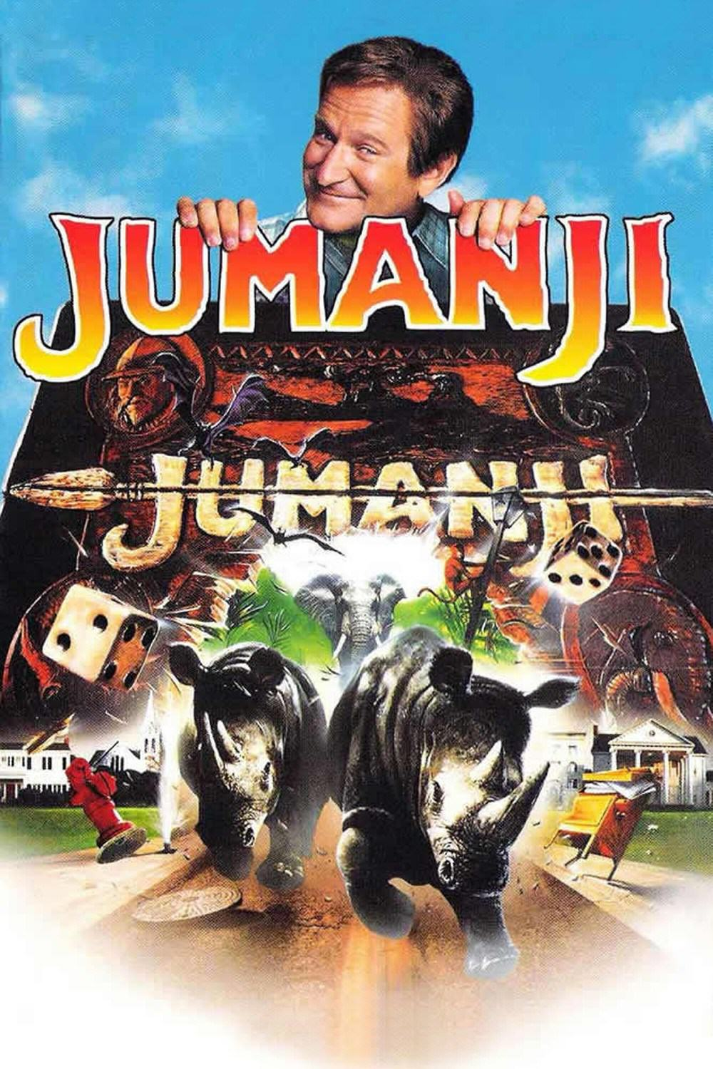 UNILADs There Is Going To Be An Official Remake Of Jumanji image