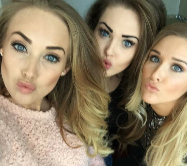 UNILADs These Sisters Used Their Selfies And Social Media To Rinse Men Of £75,000 Of Gifts image