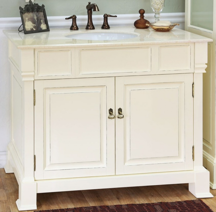 42 Bathroom Vanity Cabinet