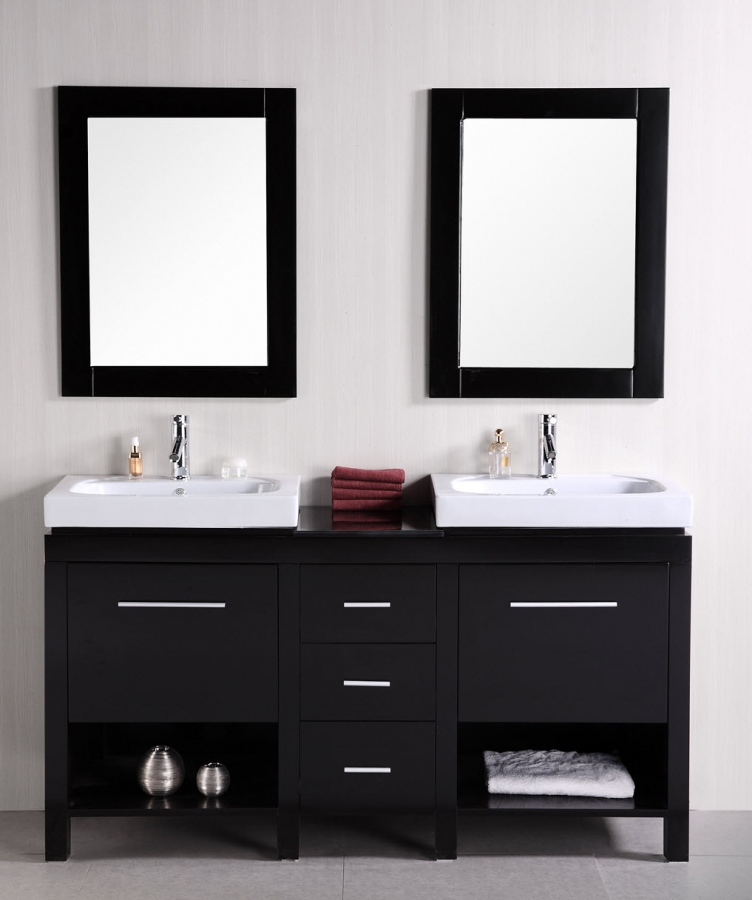60 Inch Bathroom Vanity With Top