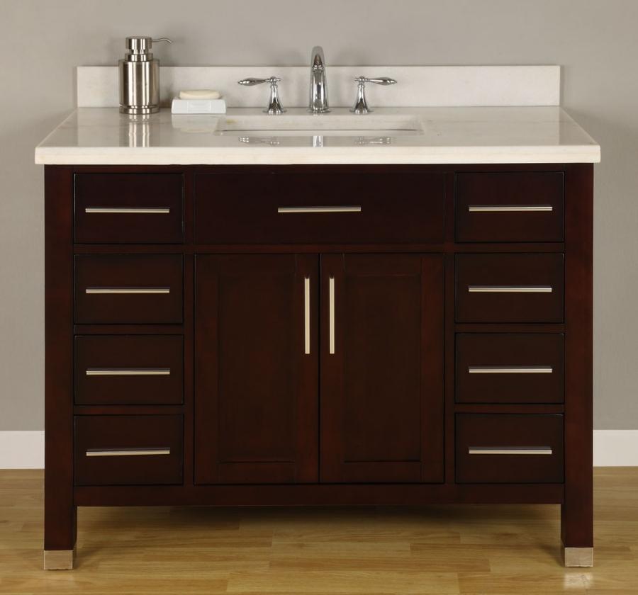 Bathroom Vanities 42 Inches Wide