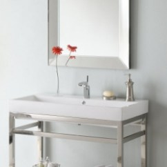30 Inch Kitchen Sink Ceramic Tile Design 40 Single Console Bathroom Vanity With Choice Of ...