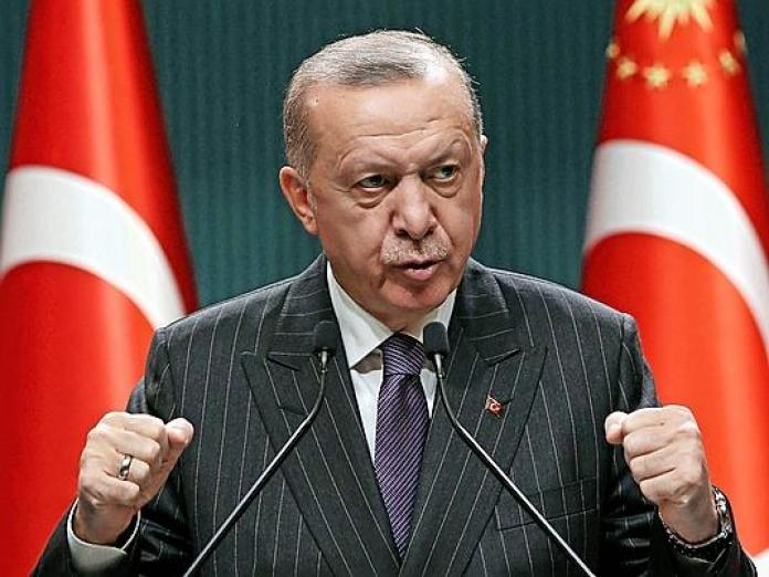 Little interested in economic constraints: Recep Tayyip Erdogan, President of Turkey.