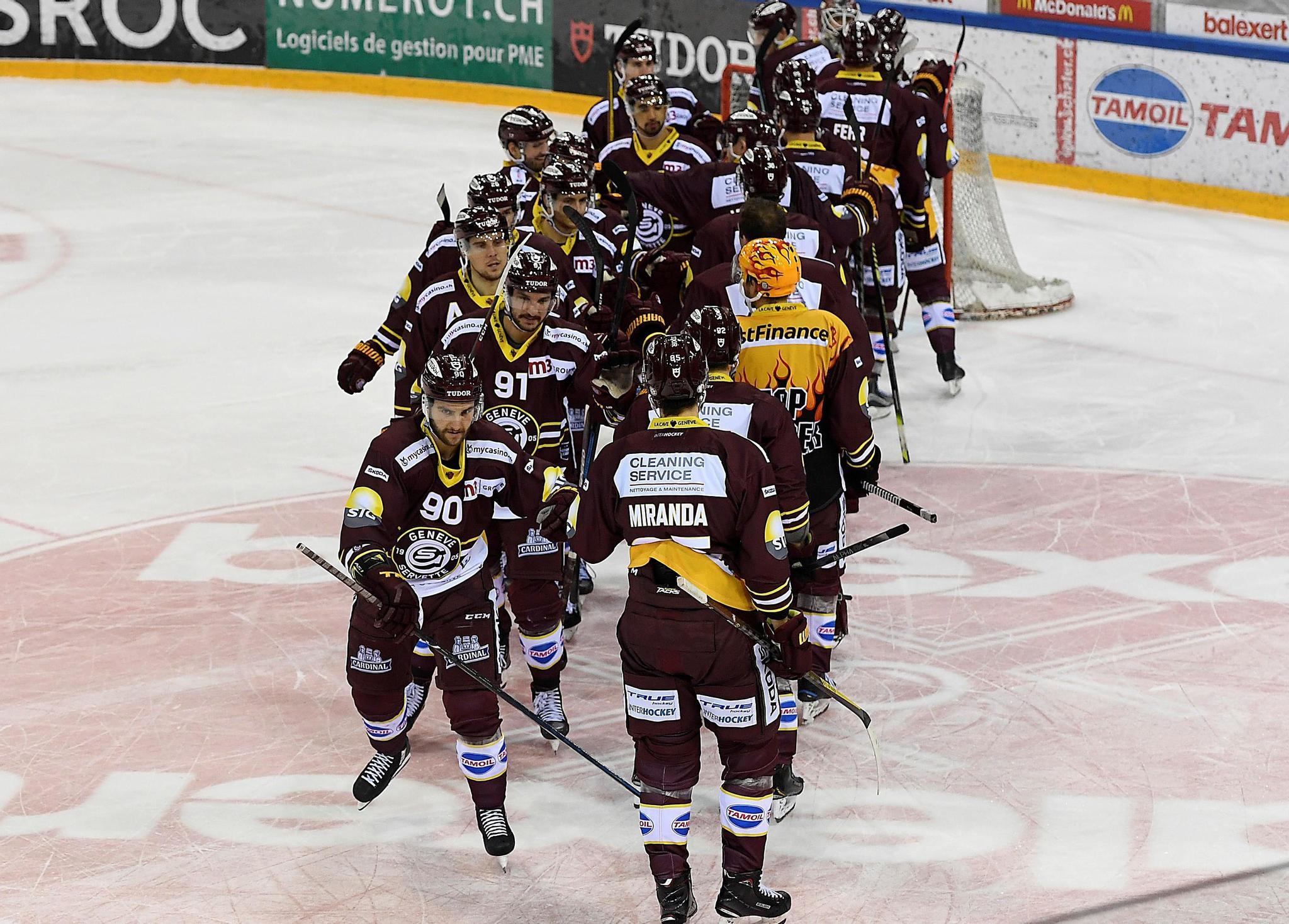 hockey sur glace geneve servette en