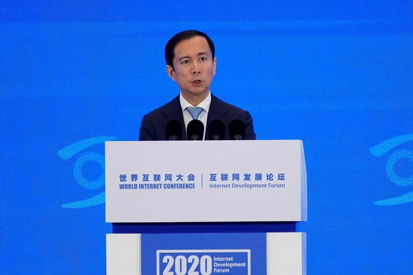Alibaba CEO Daniel Zhang has made a huge donation to fight poverty.