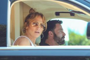 3000 square meters of living space – J.Lo and Ben Affleck visited the villa for 65 million dollars