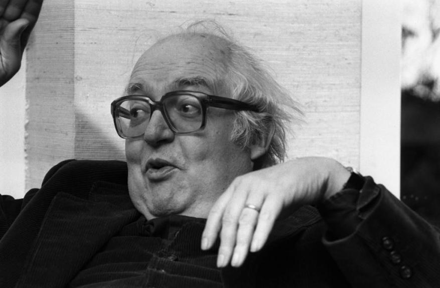 Informativo: Friedrich Dürrenmatt concedió una entrevista en 1980 que se convirtió en un escándalo.