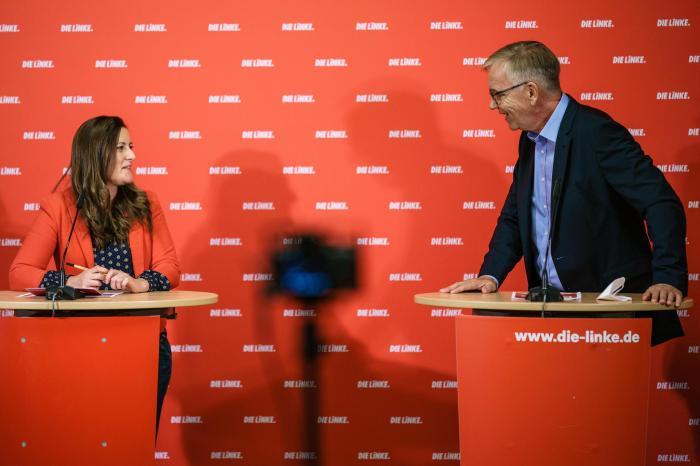 Bündnis mit SPD und Grünen: Jetzt will auch die Linkspartei mitregieren