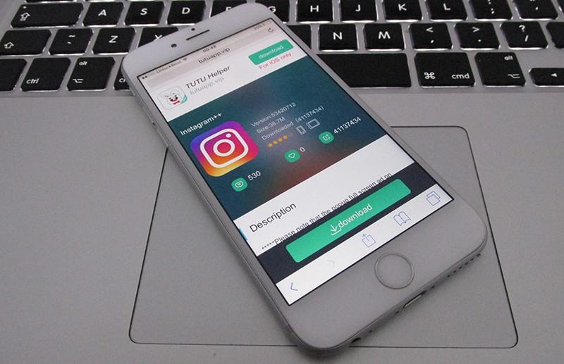 Download Instagram++ On iPhone Running iOS 11
