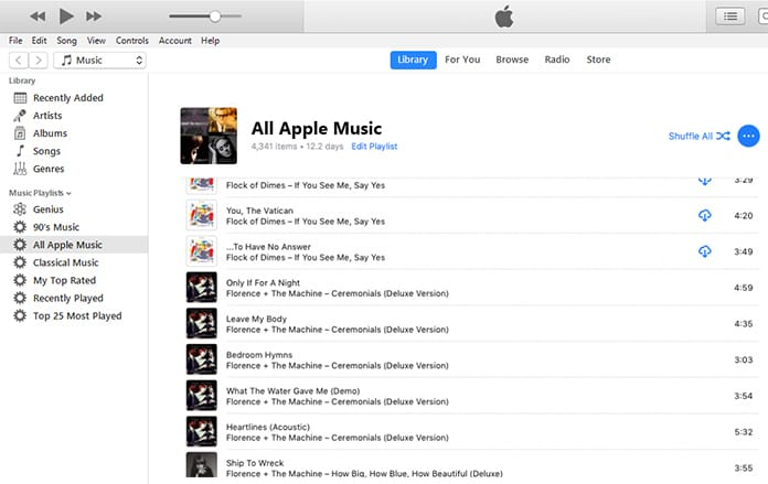 How to Download All Apple Music to iPhone, iPad and iPod Touch