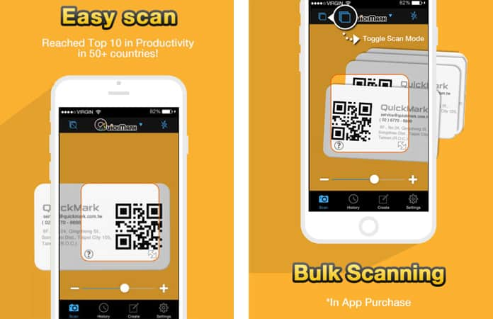15 Best Barcode Scanner Apps for iPhone and Android