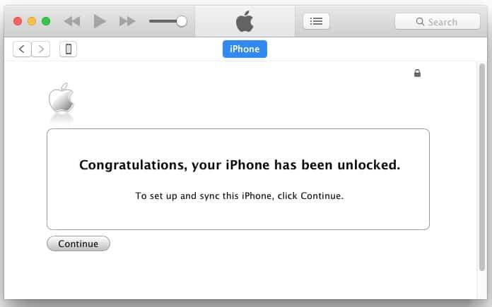 iphone xs max unlock