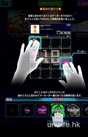 [iPad] Konami 音樂遊戲大作 jubeat Plus 免費下載 - 香港 unwire.hk