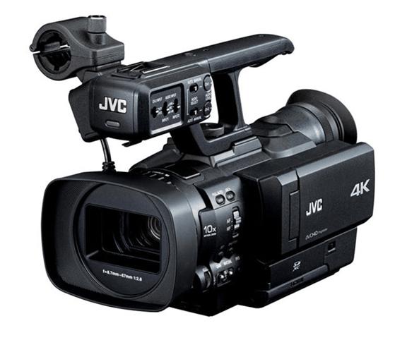 世界首發!JVC 發佈手提 4K 攝錄機 | 香港 UNWIRE.HK 玩生活.樂科技