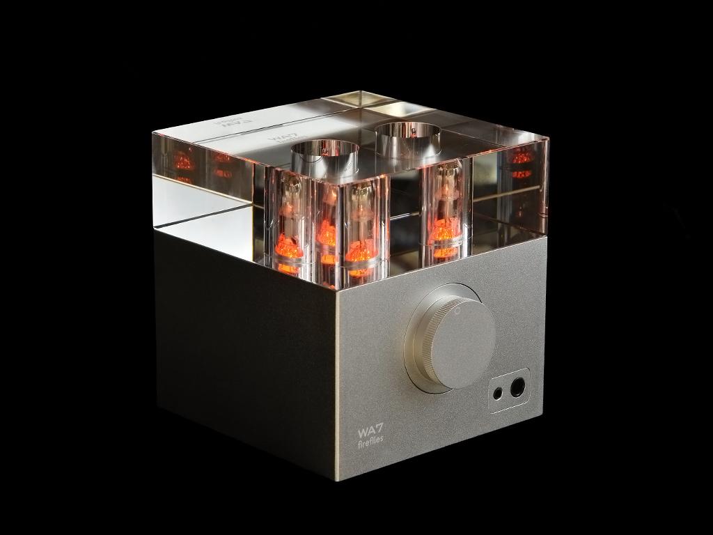 美國發燒級迷你 6C45 膽 ! 解碼器 + 耳擴.Woo Audio WA7 Fireflies - 香港 unwire.hk
