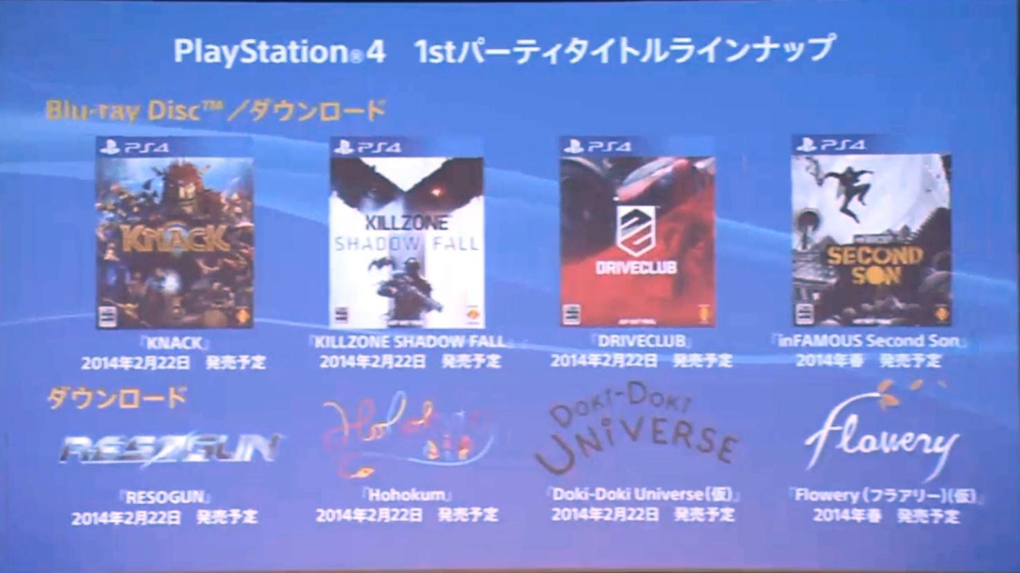為你披露 PS4 登陸亞洲時間,價格,大作   香港 UNWIRE.HK 玩生活.樂科技