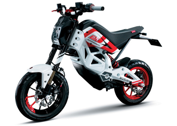Suzuki 展出全新概念電動越野電單車 | 香港 UNWIRE.HK 玩生活.樂科技