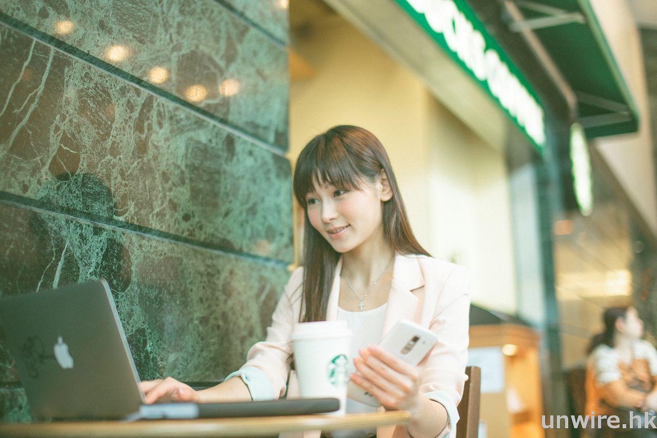 Jessica 與你分享手機 x 八達通 SIM 卡的一天生活 - 香港 unwire.hk