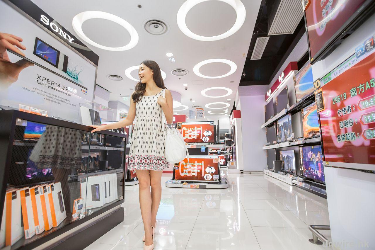 Suey 遊旺角惠豐近 8000 呎新裝修豐澤!數十款耳機 / 平板電腦反傳統「任試後買」 - 香港 unwire.hk