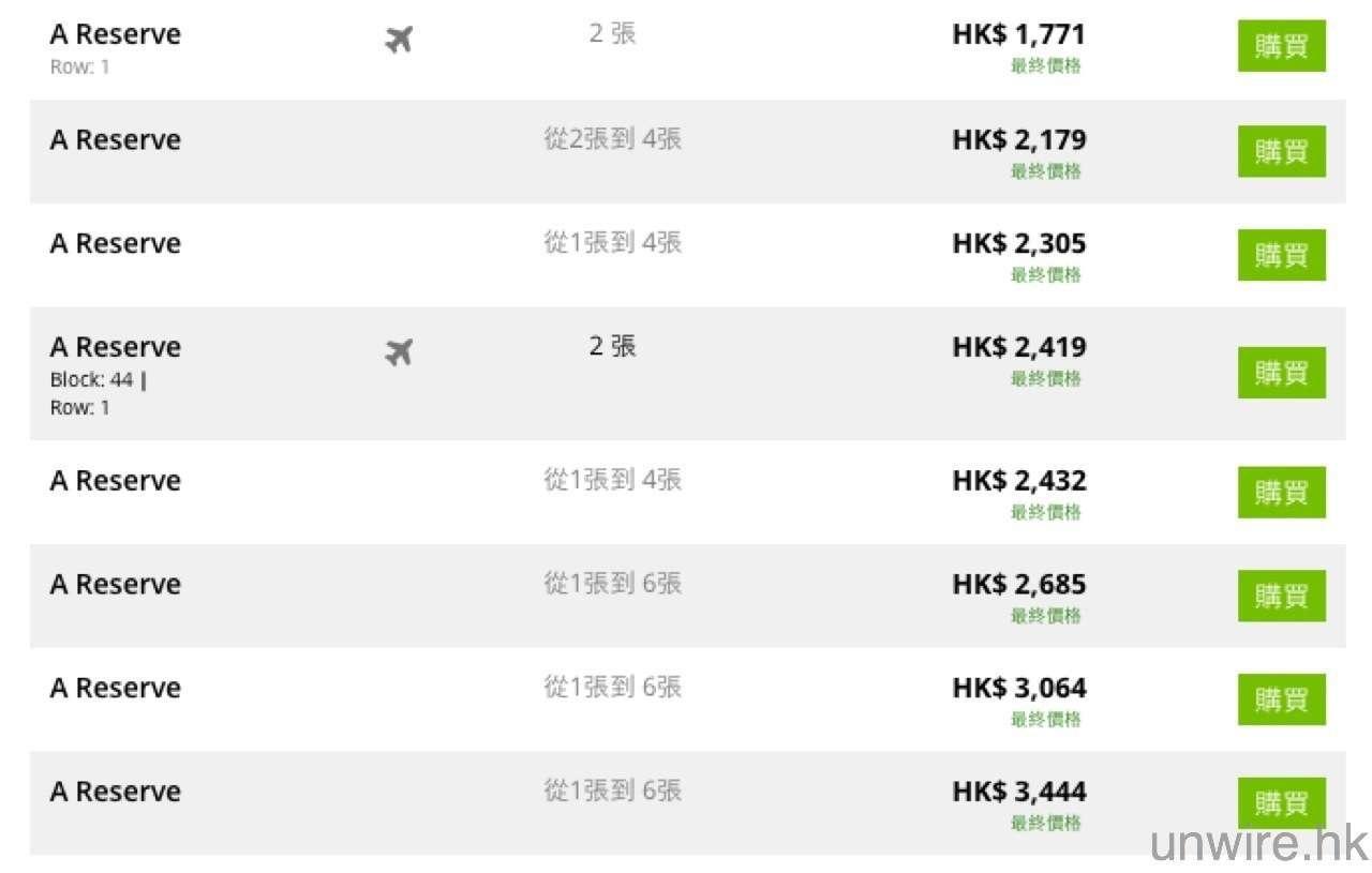 正價票玩完? 新式網絡「炒飛」 香港黃牛 7 大手法玩殘你 | 香港 UNWIRE.HK 玩生活.樂科技
