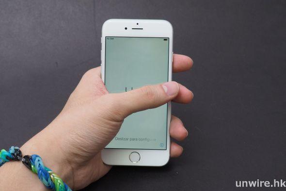 機身更弧手感更好? iPhone 6 實機上手試 - 香港 unwire.hk