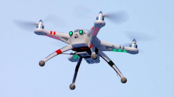 英政府披露航拍直升機險撞民航機 - UNWIRE.HK