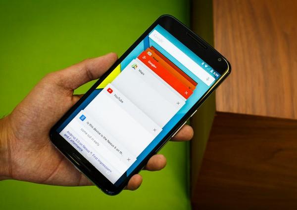放低手機即鎖機!Android 5.0 加入全新 On-body 智能偵測鎖機功能 - 香港 unwire.hk