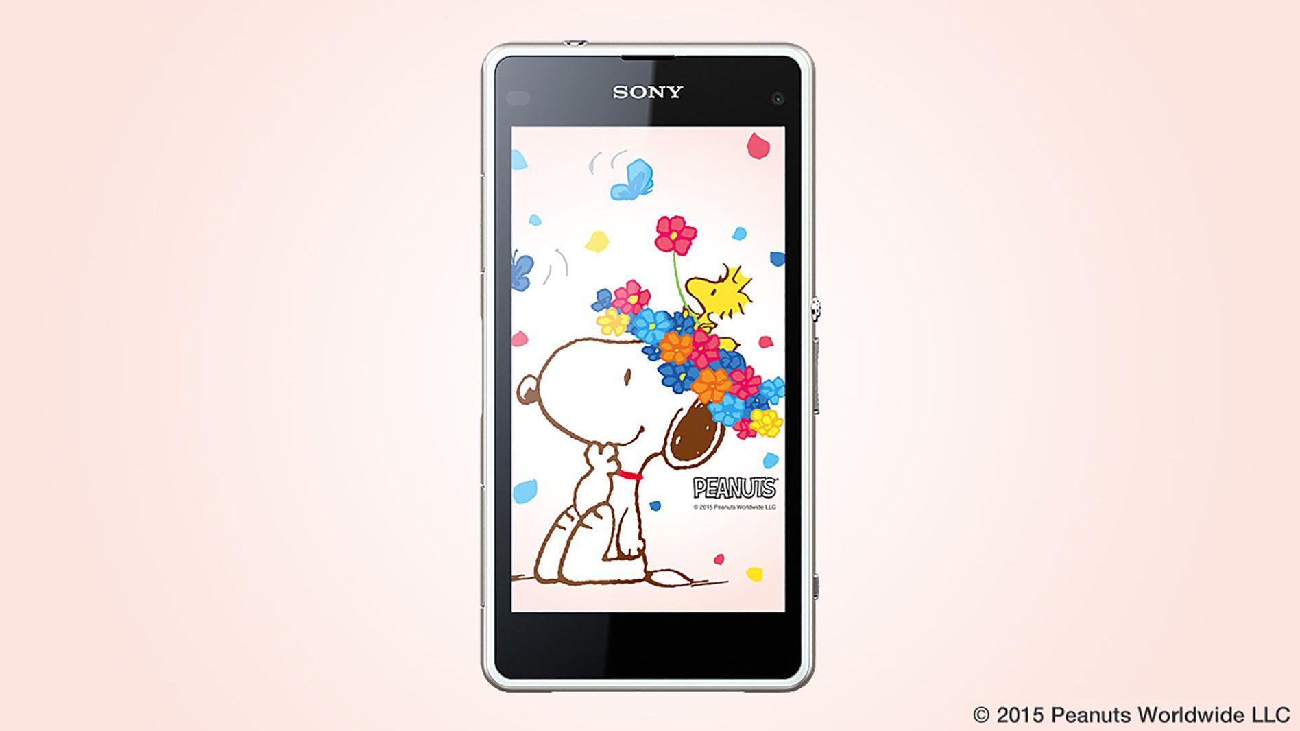 日系 Sony Xperia J1 Compact - Snoopy 版手機登場   香港 unwire.hk 玩生活.樂科技