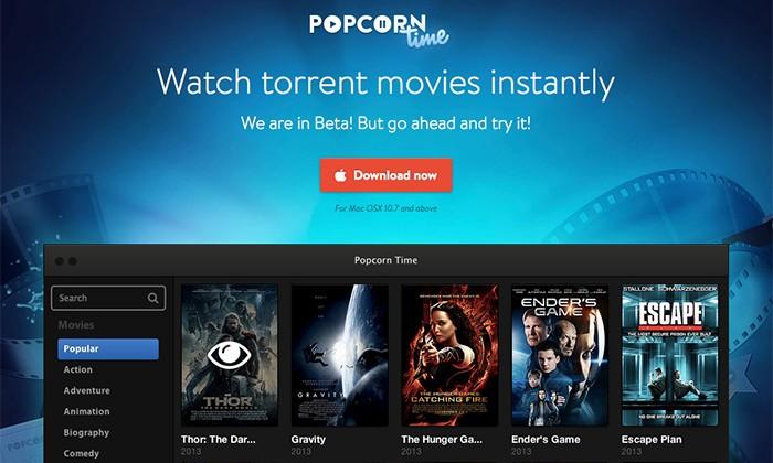 Popcorn Time 推出 iOS 手機 App 盜版電影隨時睇 - 香港 unwire.hk