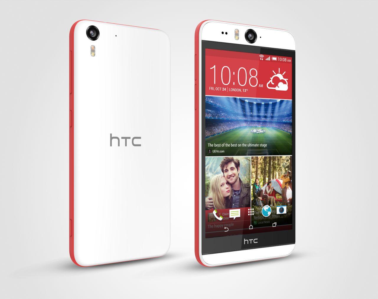 中階都有得食波板糖啦!HTC Desire EYE 可升 Android 5.0 - 香港 unwire.hk